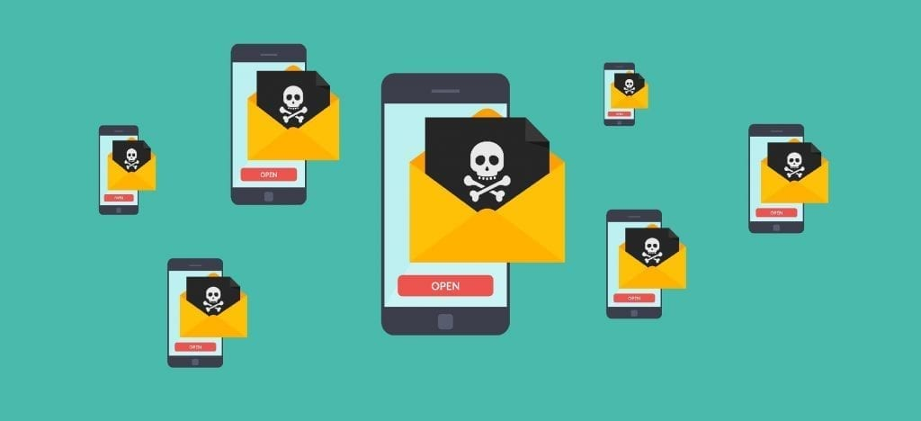 email phishing attacks
