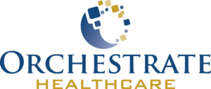 orchestrate healthcare logo