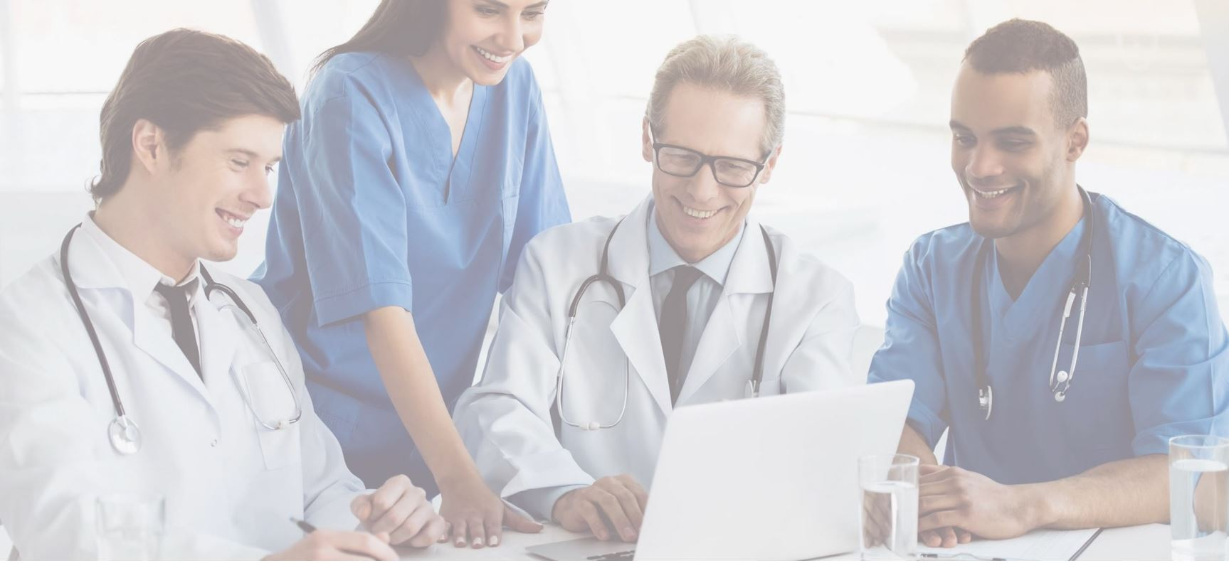 Microsoft Office Whitepaper group of physicians image