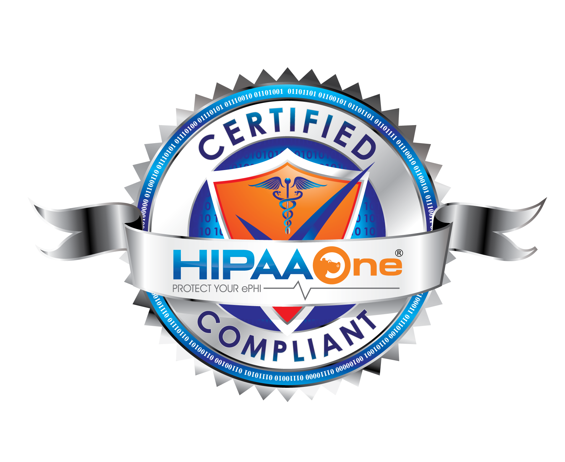 HIPAA One Compliance Seal