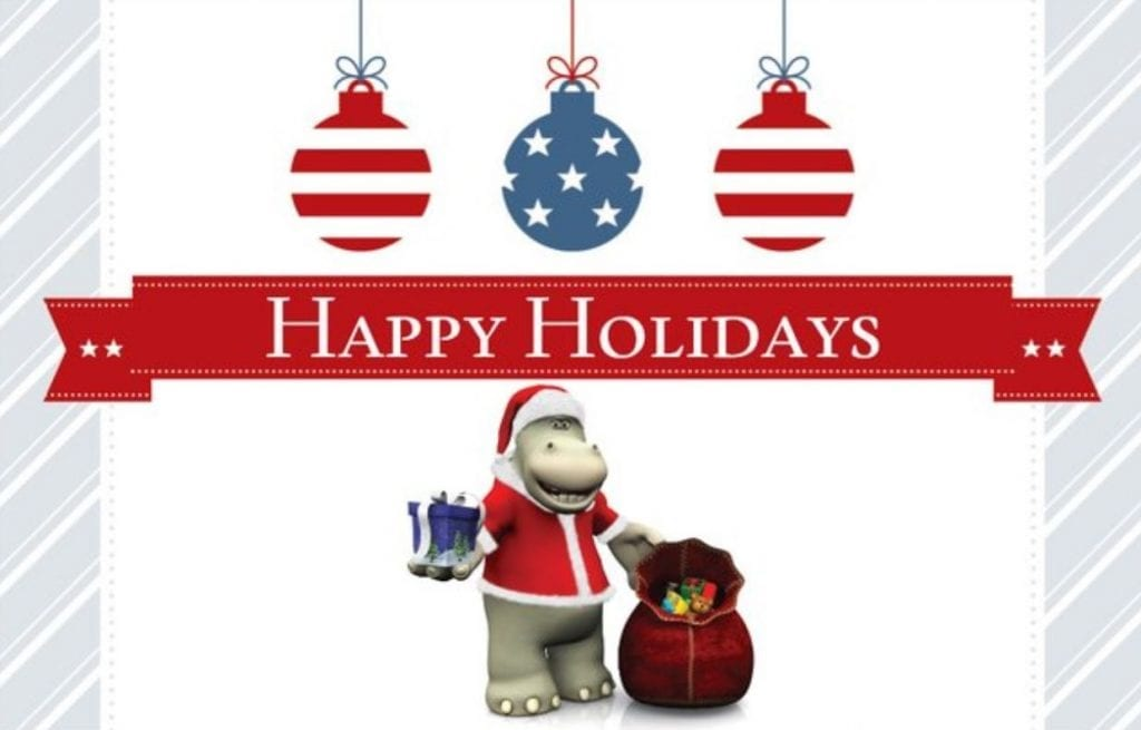 HIPAA One Happy Holiday HIPPO